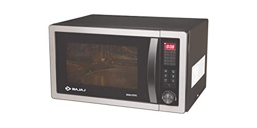 Bajaj 25 Litres Convection Microwave Oven with Jog Dial (2504 ETC)