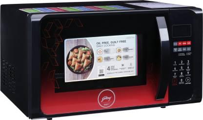 Godrej 23 L Convection Microwave Oven (GME 523 CF1 RM Plain Elec)