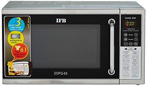 IFB 20 L Grill Microwave Oven (20PG4S)