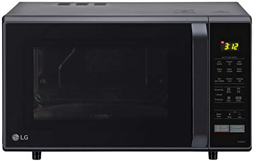 LG 28 L Convection Microwave Oven (MC2846BG)