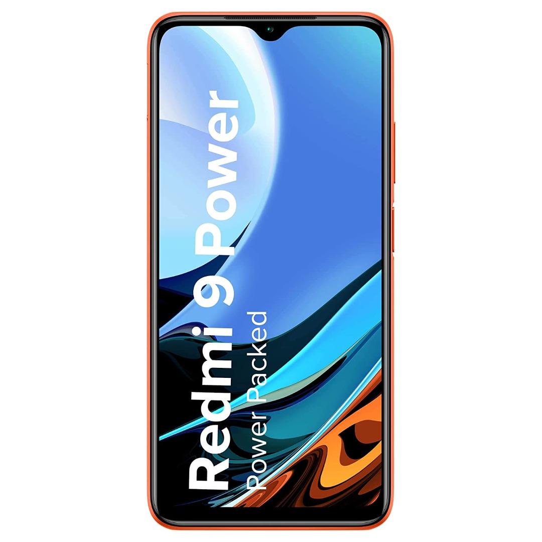Redmi 9 Power (64GB / 128 Storage | 4GB RAM)