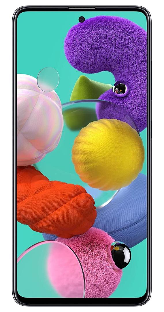 Samsung Galaxy A51 (128GB Storage   6GB / 8GB RAM)