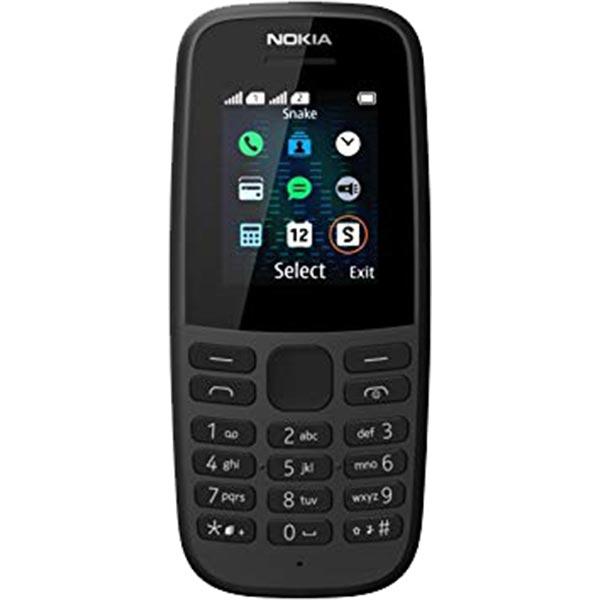 Nokia 105 (Single / Dual SIM)