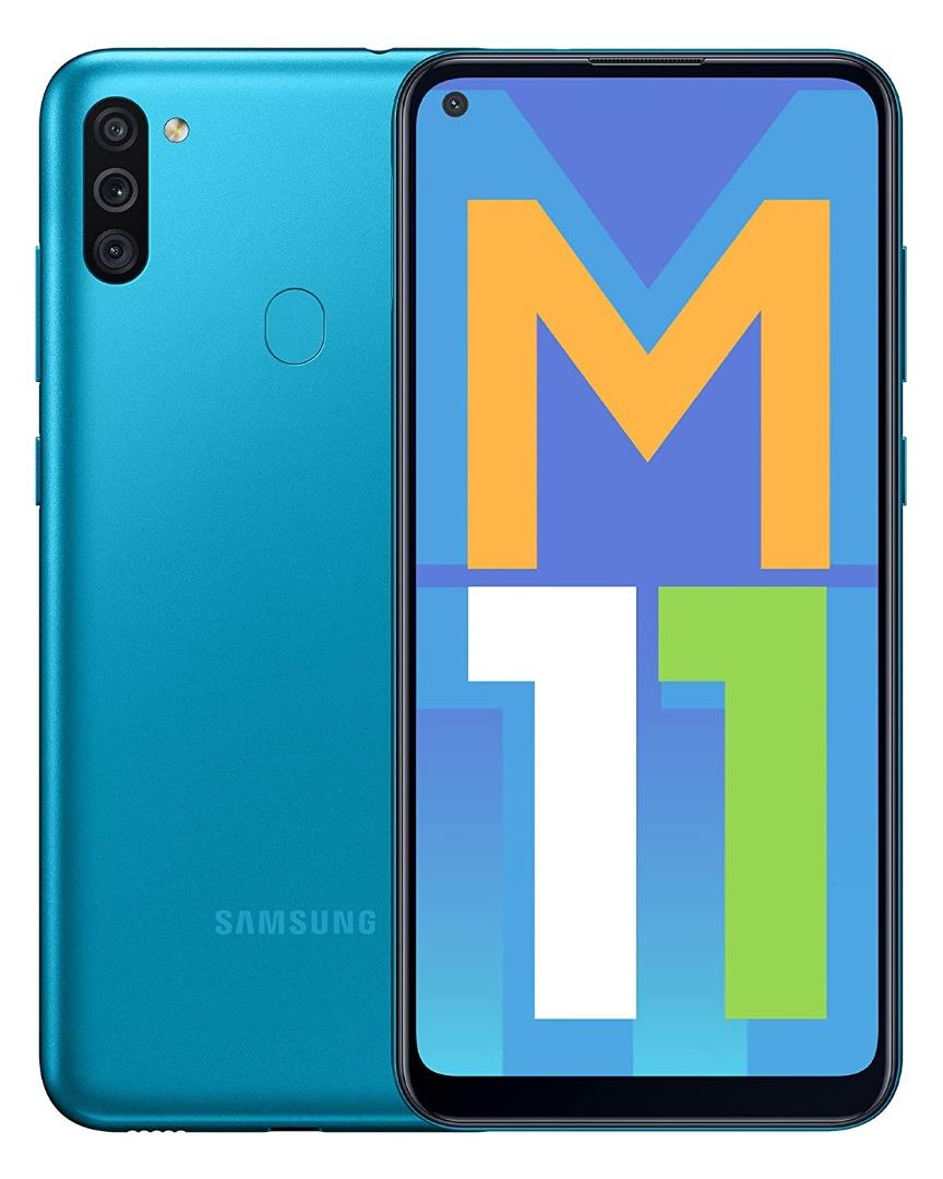 Samsung Galaxy M11 (32GB / 64GB Storage | 3GB / 4GB RAM)