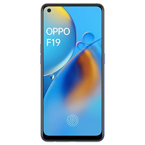 Oppo F19 (128GB Storage | 6GB RAM)