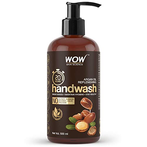 Wow Argan Oil Replenishing Handwash