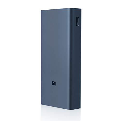 Mi Power Bank 3i 20000mAh with Black Triple Output and Dual Input Port