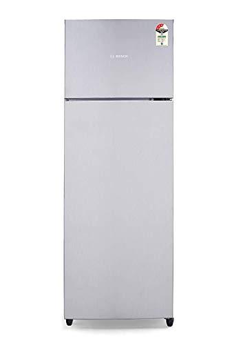 Bosch 288 L 3 Star Inverter Frost-Free Double Door Refrigerator (KDN30UL30I)