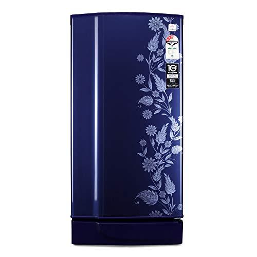 Godrej 190 L 3 Star Inverter Direct-Cool Single Door Refrigerator (RD 1903 PTI 33 DR BL)