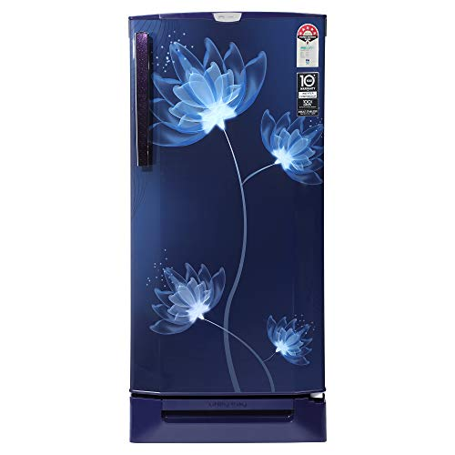 Godrej 190 L 5 Star Inverter Direct-Cool Single Door Refrigerator (RD 1905 PTDI 53 GL BL)