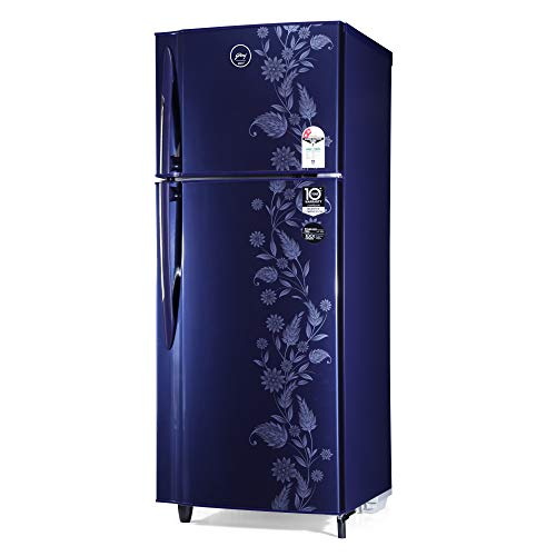 Godrej 255 L 2 Star Inverter Frost-Free Double Door Refrigerator (RF EON 255B 25 HI RY DR)