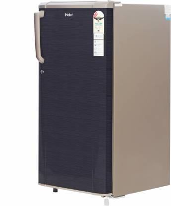 Haier 181 L 2 Star Direct-Cool Single Door Refrigerator (HED-1812BKS-E)