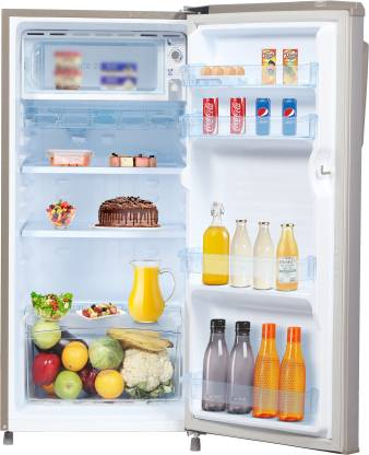 Haier 190 L 2 Star Direct-Cool Single Door Refrigerator (HED-19TMS)