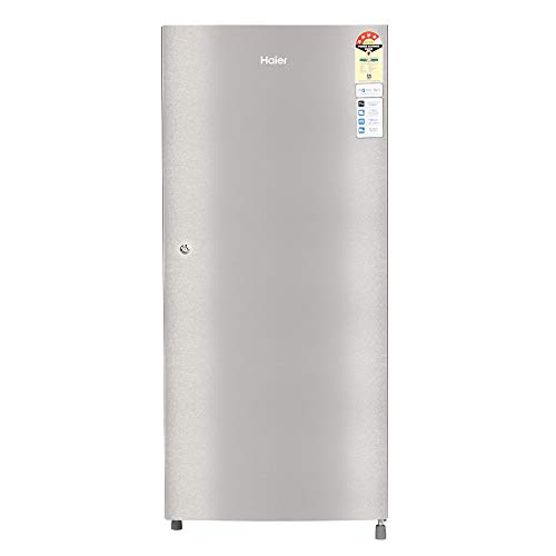 Haier 195 L 4 Star Direct-Cool Single Door Refrigerator (HRD-1954CTS-E)