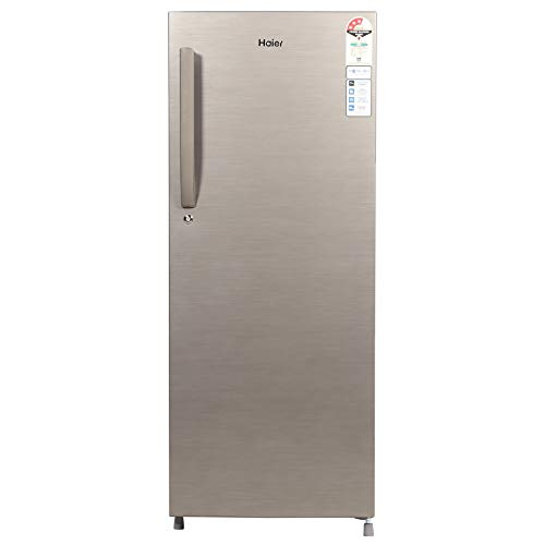 Haier 220 L 3 Star Direct-Cool Single Door Refrigerator (HED-22TDS)