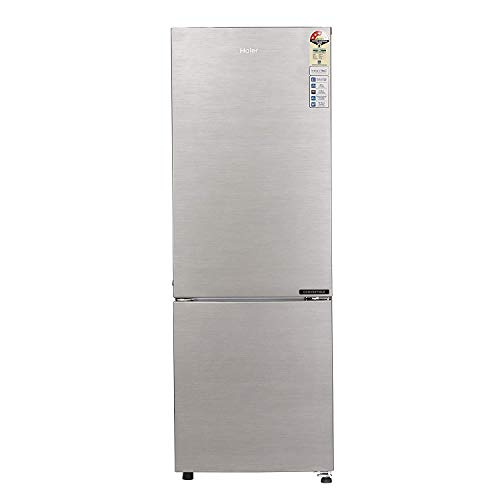 Haier 256 L 3 Star Inverter Frost-Free Double Door Refrigerator (HEB-25TDS-E)