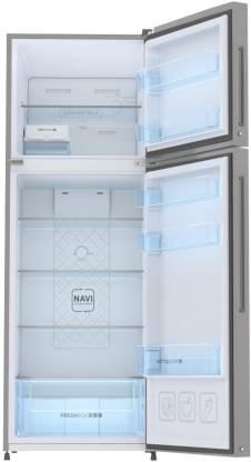 Haier 258 L 3 Star Inverter Frost-Free Double Door Refrigerator (HEF-25TDS)