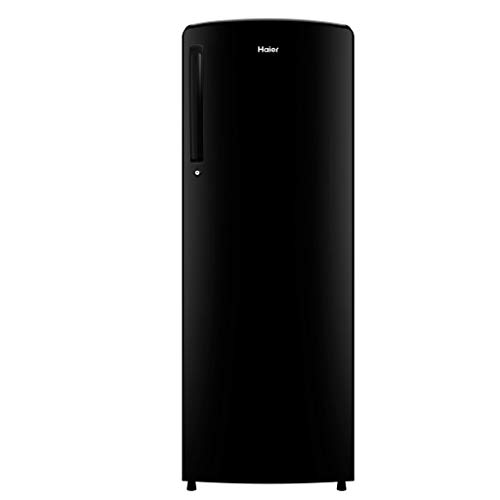 Haier 262 L 3 Star Inverter Direct-Cool Single Door Refrigerator (HRD-2623BKS-E)