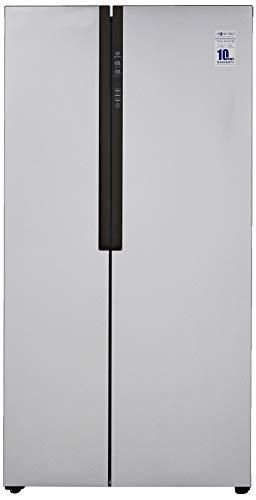 Haier 565 L Inverter Frost-Free Side-By-Side Refrigerator (HRF-619SS)