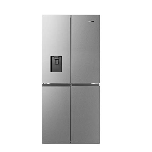 Hisense 507 L Frost-Free Multi-Door Refrigerator with Water Dispenser (RQ561N4ASN)