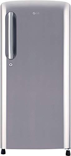 LG 190 L 4 Star Direct Cool Single Door Refrigerator(GL-B201APZY)