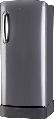 LG 235 L 3 Star Direct-Cool Single Door Refrigerator (GL-D241APZD)