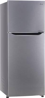 LG 284 L 2 Star Inverter Frost-Free Double Door Refrigerator (GL-T302SDSY)