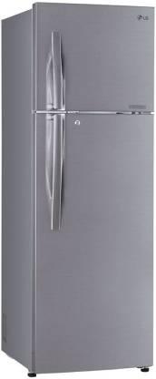 LG 360 L 3 Star Inverter Frost-Free Double Door Refrigerator (GL-T402JPZ3)