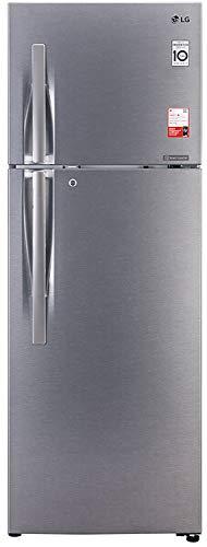 LG 360 L 3 Star Inverter Linear Frost-Free Double Door Refrigerator (GL-T402JDS3)
