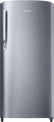 Samsung 192 L 2 Star Direct Cool Single Door Refrigerator (RR19T241BSE/NL)