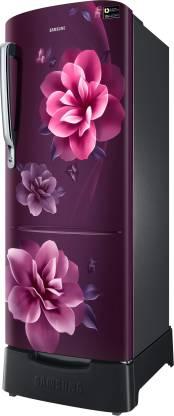 Samsung 230 L 3 Star Inverter Direct Cool Single Door Refrigerator(RR24T285YCR/NL)