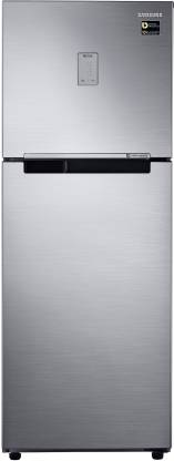 Samsung 244L 3 Star Inverter Frost Free Double Door Refrigerator (RT28T3523S8/HL)