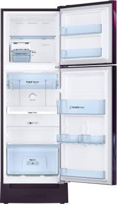 Samsung 253 L 2 Star Inverter Frost-Free Double Door Refrigerator (RT28T31429R/HL)
