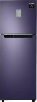 Samsung 253L 2 Star Inverter Frost Free Double Door Refrigerator (RT28T3782UT/HL)