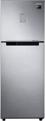 Samsung 253L 3 Star Inverter Frost Free Double Door Refrigerator (RT28T3483S8/HL)