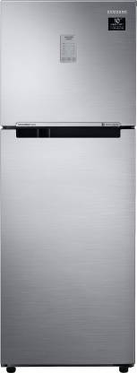 Samsung 253L 3 Star Inverter Frost Free Double Door Refrigerator (RT28T3743S8/HL)