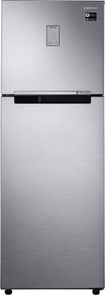 Samsung 275L 3 Star Inverter Frost Free Double Door Refrigerator (RT30T3443S9/HL)