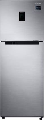 Samsung 324 L 2 Star Inverter Frost Free Double Door Refrigerator(RT34M5538S8/HL)
