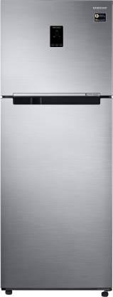 Samsung 415L 3 Star Inverter Frost Free Double Door Refrigerator (RT42M553ES8/TL)