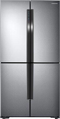 Samsung 693 L Frost Free Side-by-Side Refrigerator(RF60J9090SL/TL)