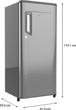 Whirlpool 190 L 3 Star Direct-Cool Single Door Refrigerator (205 IMPC PRM 3S)