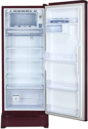 Whirlpool 215 L 3 Star Inverter Direct-Cool Single Door Refrigerator with Moisture Lock-In Technology (230 ICEMAGIC FRESH ROY 3S INV)