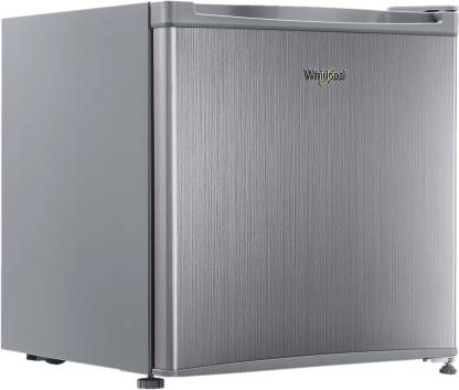 Whirlpool 46 L 3 Star Mini Refrigerator with Toughened Glass Shelves