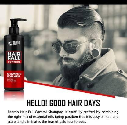 Beardo Hair Fall Control Shampoo For Men