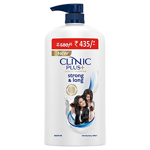 Clinic Plus Strong & Long Shampoo