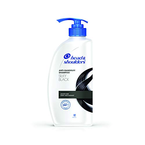 Head & Shoulders Silky Black Anti Dandruff Shampoo