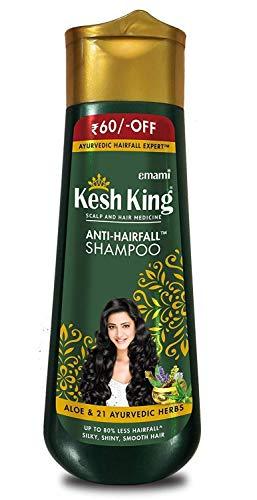 Kesh King Anti Hairfall Shampoo With Aloe And 21 Herbs