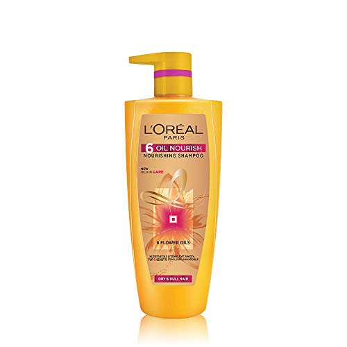 Loreal Paris 6 Oil Nourish Shampoo