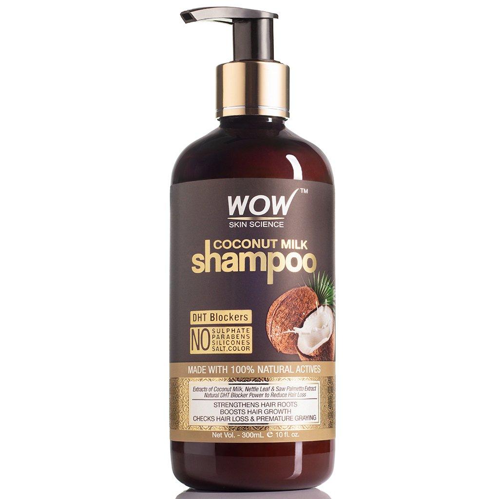 Wow Coconut Milk Color Shampoo