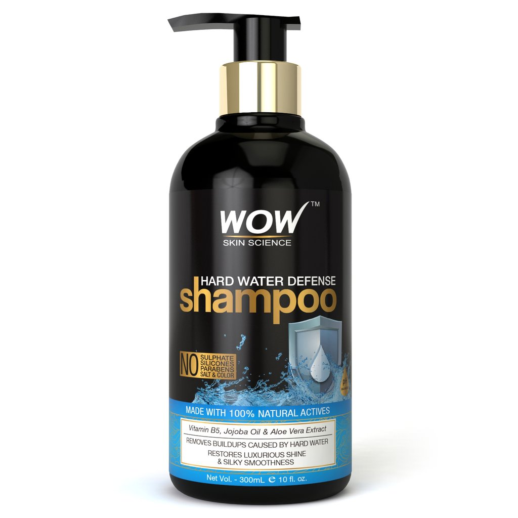 Wow Hard Water Defense Shampoo